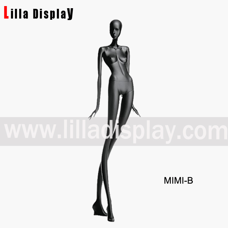 adstract female mannequin