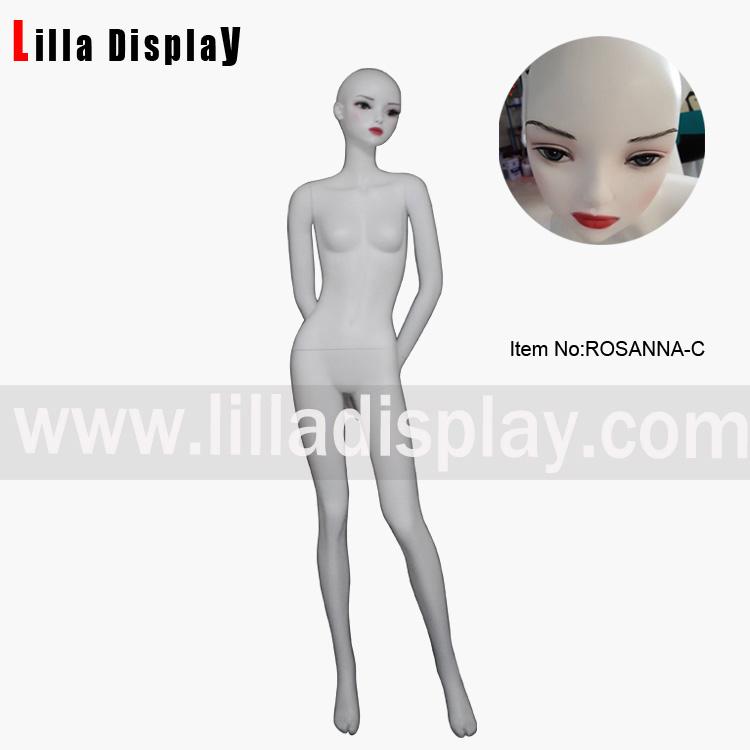 makeup female mannequin