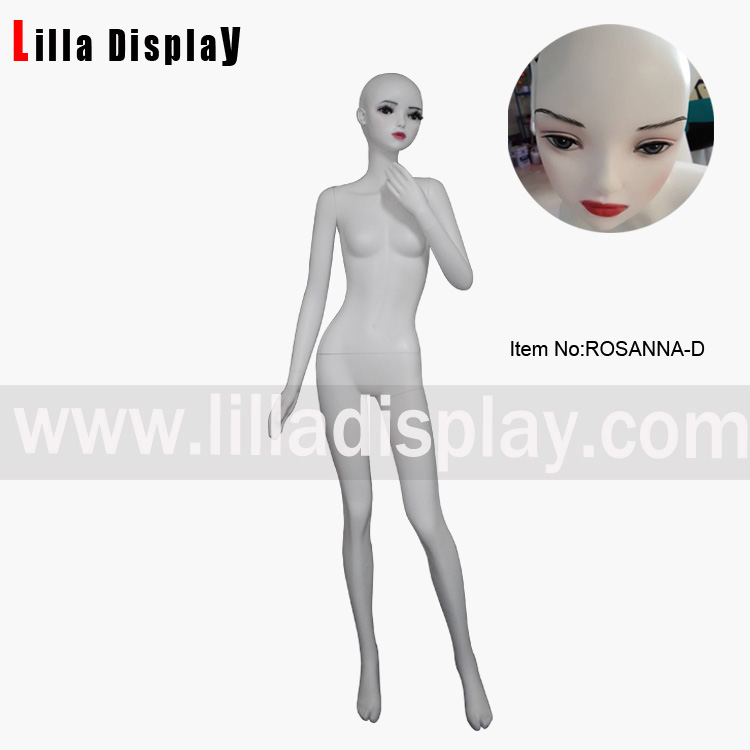 makeup female mannequin