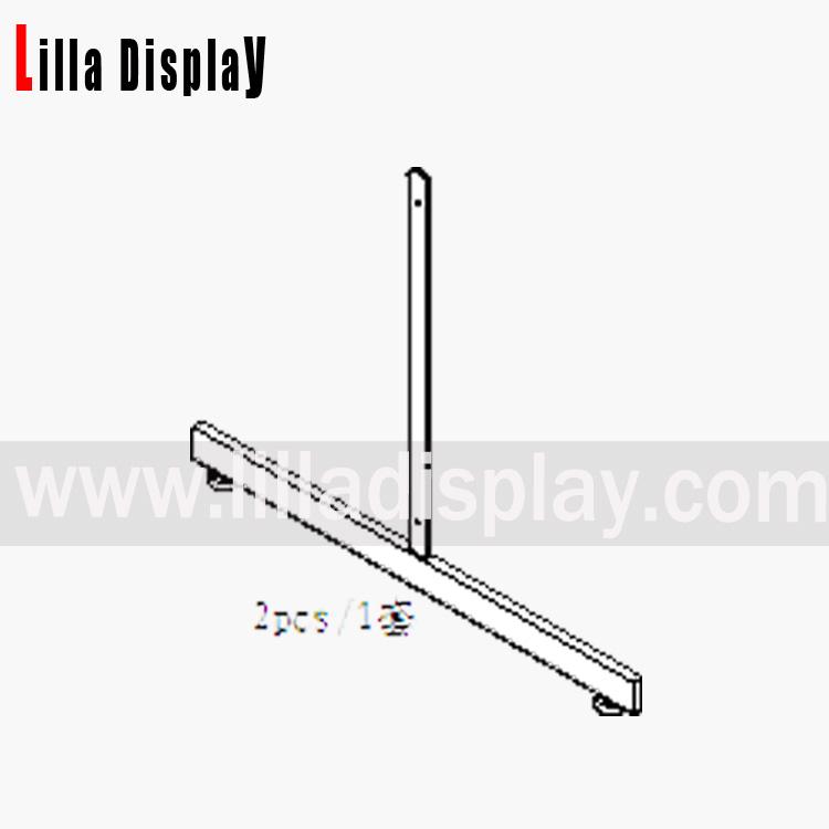 Lilladisplay gridwall T legs (pairs) 22410