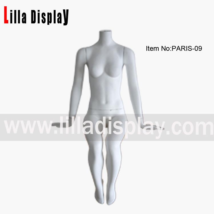 headless female mannequin