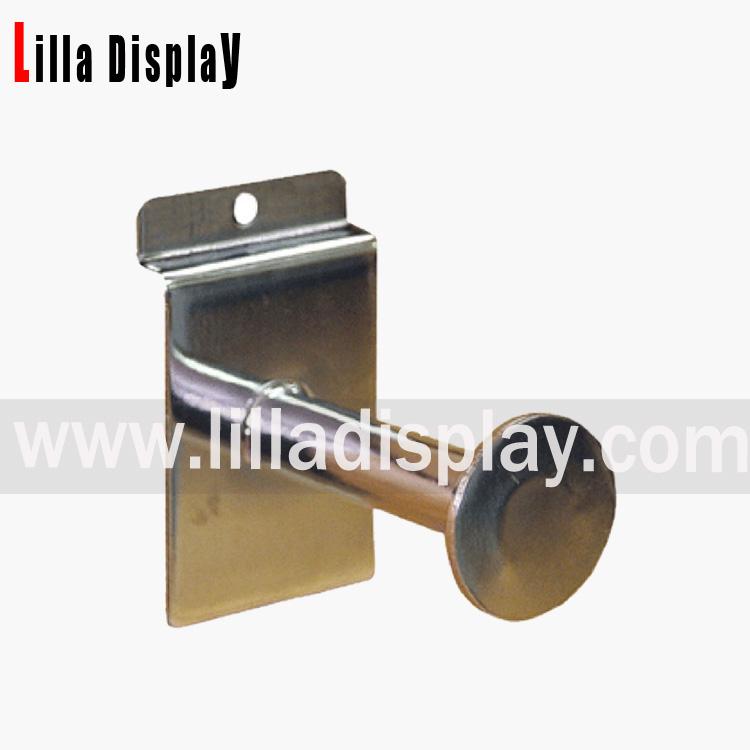 Short Tubular Arm Chrome 76mm