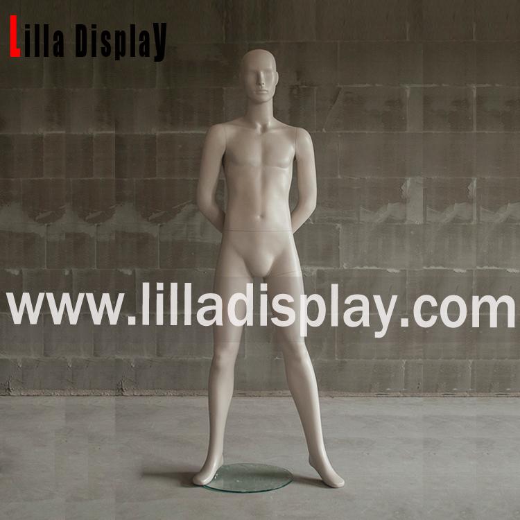 مانکن مردانه مجلسی Lilladisplay مدل Bieber