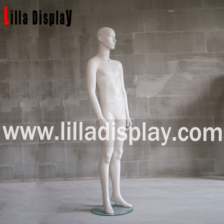 abstract male mannequins