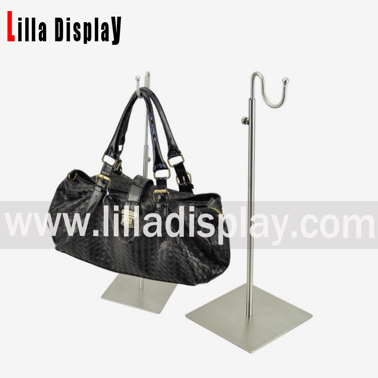 Lilladisplay- Hot sale hanging handbag display stand BDR05