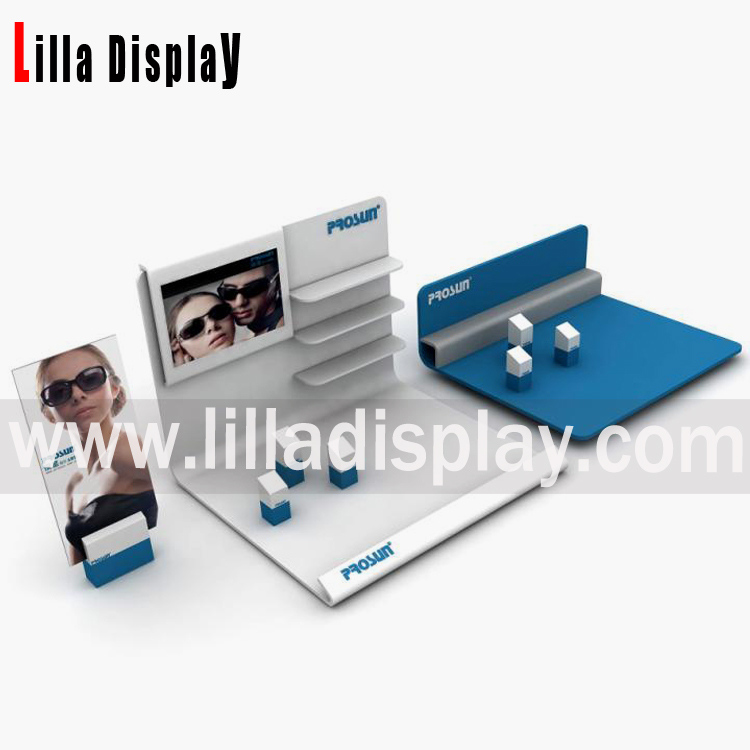 eyewear display tray