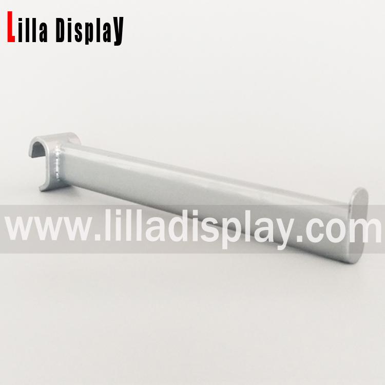 Lilladisplay-Straight Arm Slatwall Hooks for Hanging Shop Display 22451