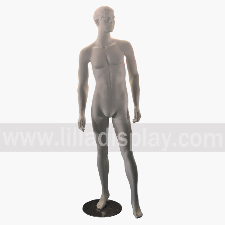 Lilladisplay abstract male fiberglass LLM-6