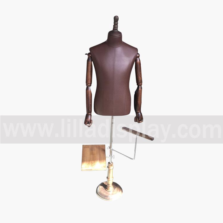 forme robe multifonction en fibre de verre Lilladisplay mâle