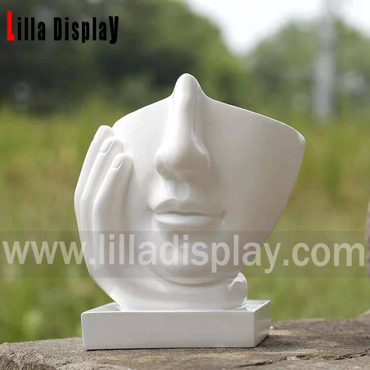 lilladisplay-realistic sunglasses half-face display mannequin LL01