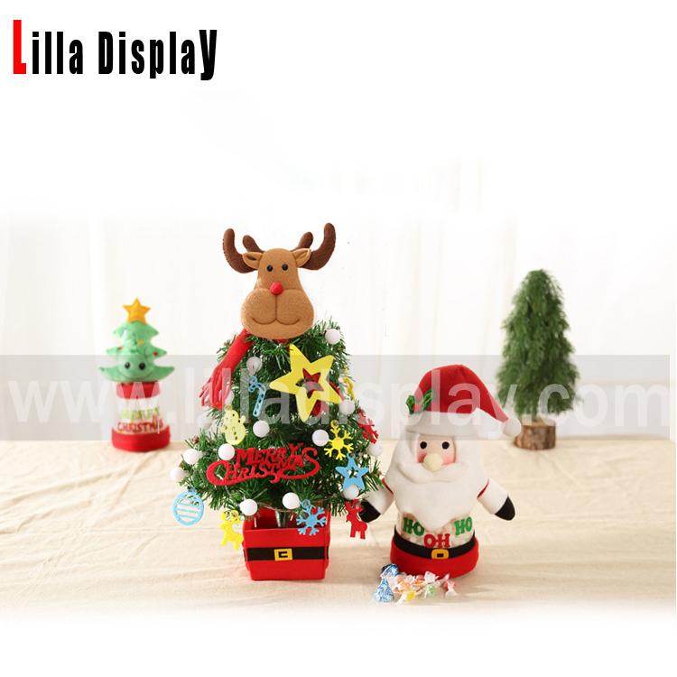 40cm height table display LED Christmas tree MX-02