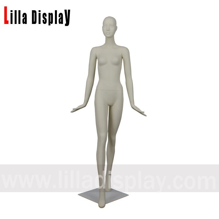 lilladisplay walking pose female stylized mannequins Gianna02