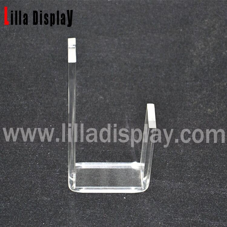 lilladisplay acrylic man shoe display stand JHS202102