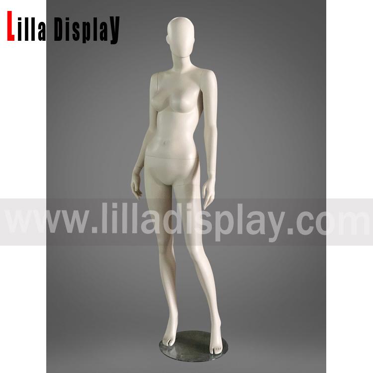 lilladisplay posable stiliseret ansigtsløs famel mannequin Jax02