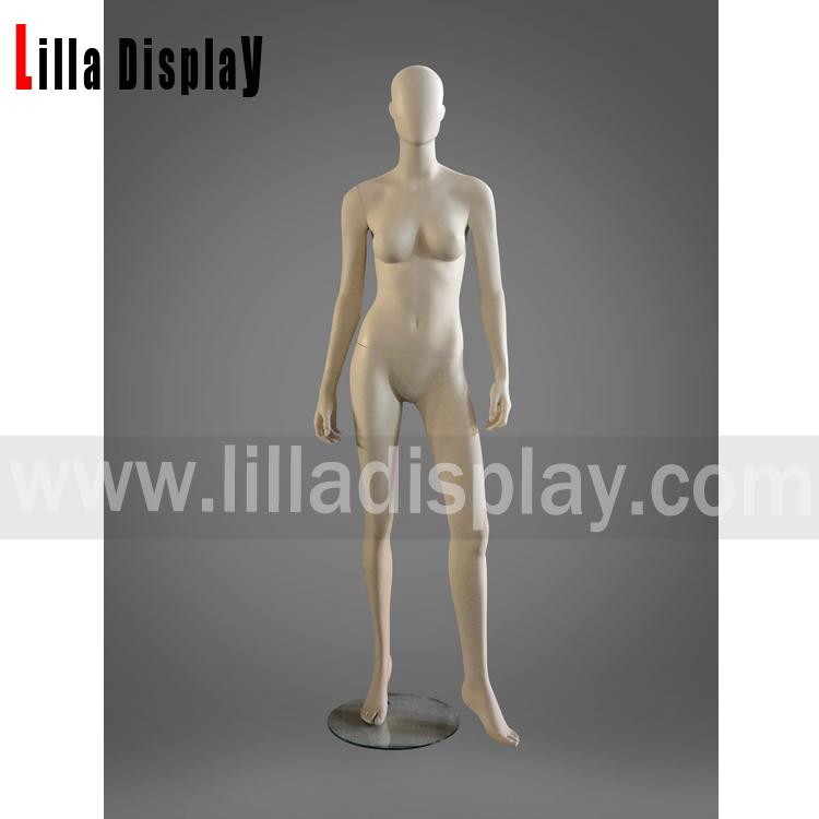 lilaldisplay Europæisk stil abstrakt ansigtsløs kvindelig mannequin Jax04