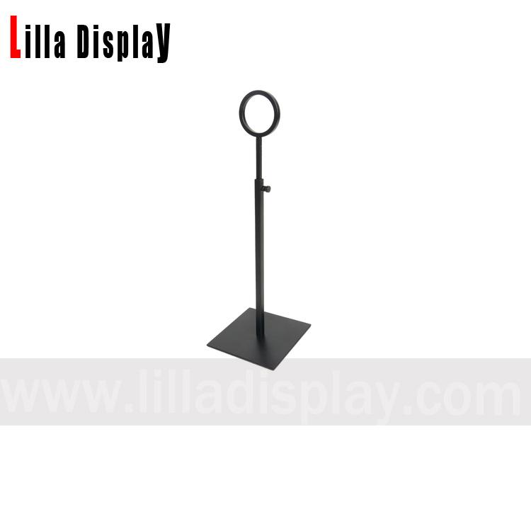نمایشگر گردنبند فلزی مشکی مات lilladisplay NDS01