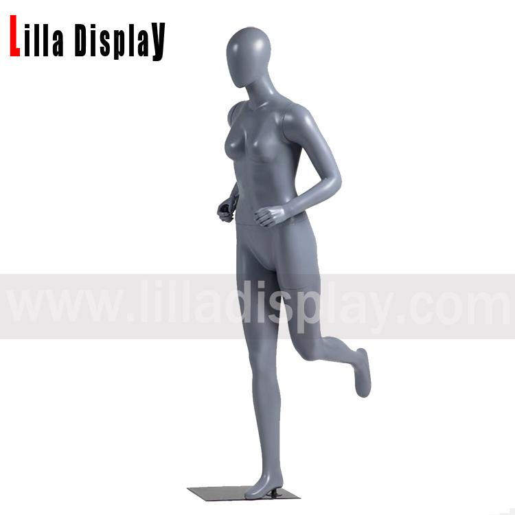 egghead sports running jogging female mannequin JR-83-FG