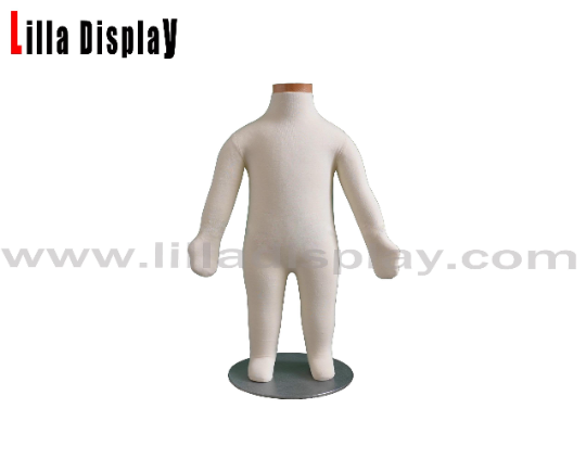 6 months old soft flexible baby toddler mannequin softbaby01