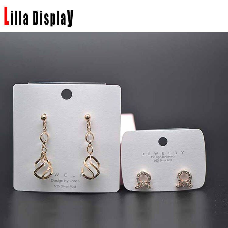 custom jewelry packaging with logo